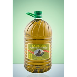 Pack 3 Botellas (PET) Aceite de Oliva Virgen Extra 5 litros