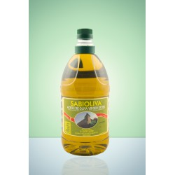 Pack 8 Botellas (PET) Aceite de Oliva Virgen Extra 2 litros