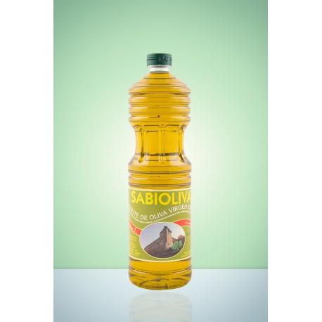 Pack 12 Botellas (PET) Aceite de Oliva Virgen Extra 1 litro