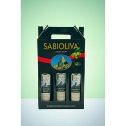Pack Selección Aceite de Oliva Virgen Extra Temprano 500 ml