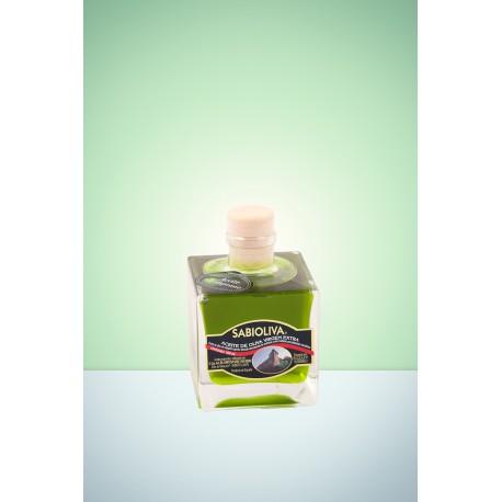 Pack 12 Botellas Cuadrada Aceite de Oliva Virgen Extra Temprano 100 ml