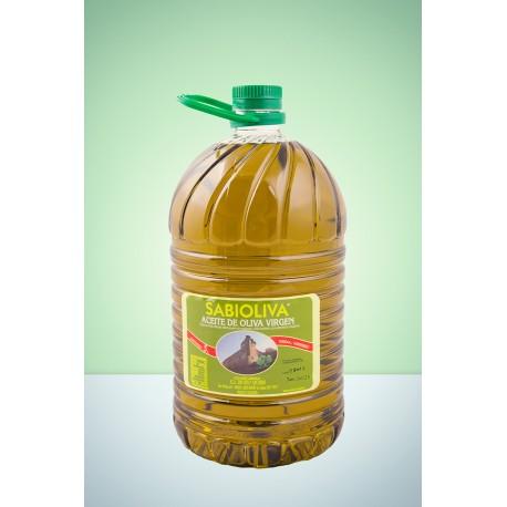 Pack 3 Botellas (PET) Aceite de Oliva Virgen 5 litros