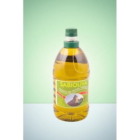 Pack 8 Botellas (PET) Aceite de Oliva Virgen 2 litros
