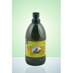 Pack 2 Botellas (PET) Aceite de Oliva Virgen Extra Temprano 2 litros